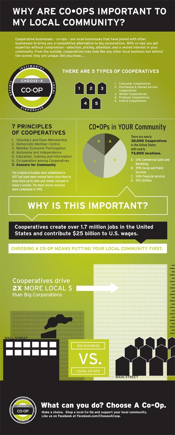 malta co-operative federationchoose-a-coop infographic