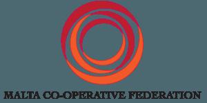 The Logo of the Malta Cooperative Federation
