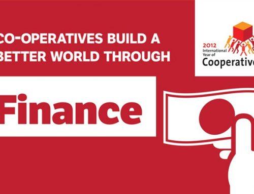 Cooperatives build a better world through finance