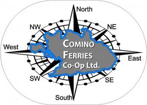 Comino Ferries Logo